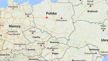 location poznan wrzesnia